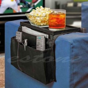 Sofa arm Rest – Remote holder