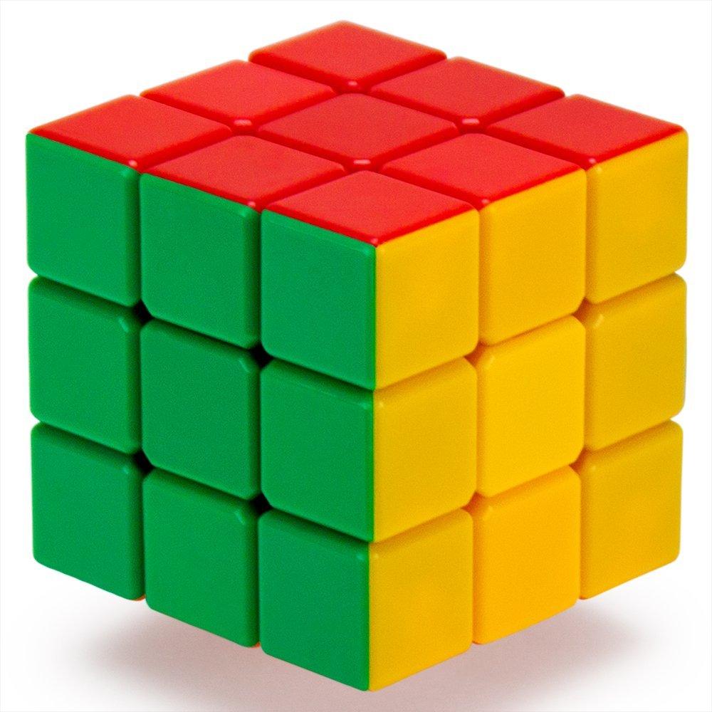 3 x 3 6-color Rubik's Cube